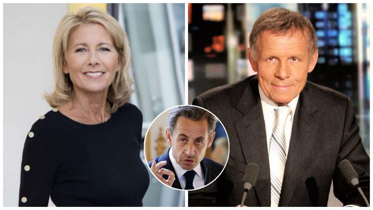 Claire Chazal et PPDA : Divorce prématuré du couple à cause de Nicolas Sarkozy