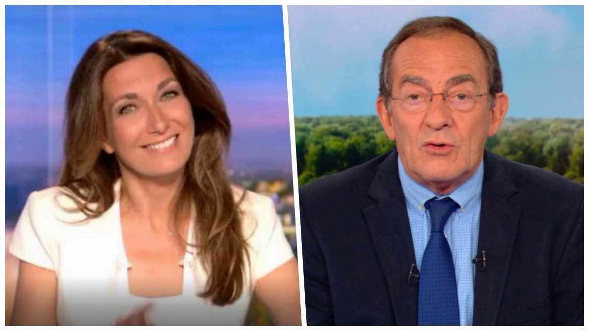 Anne-Claire Coudray révèle le « gros » privilège de Jean-Pierre Pernaut sur TF1