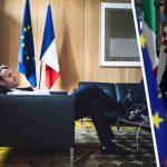 Emmanuel Macron: affaibli anéanti par la fatigue