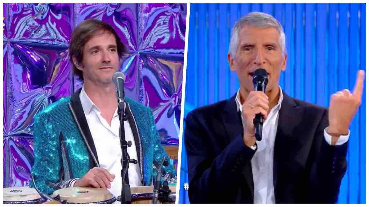 NOPLP : Nagui jaloux de Fabien la nouvelle candidate a flashé sur ce dernier