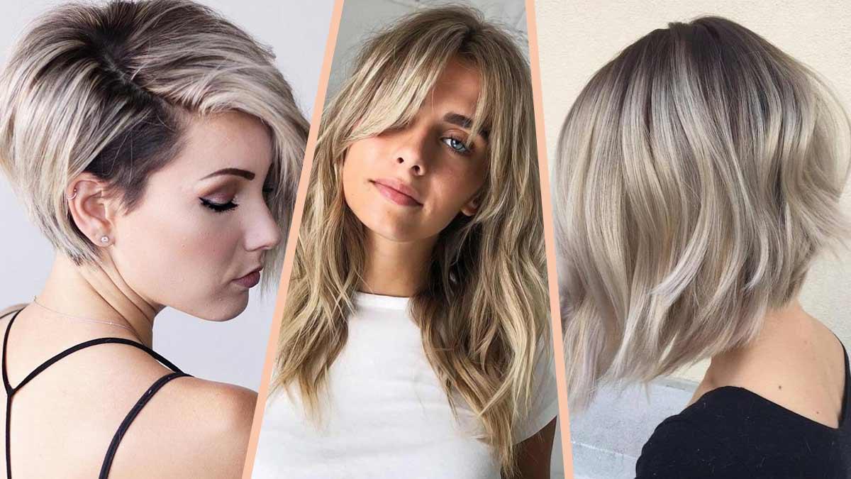 Nouvel Zoom sur les coupes de cheveux qui vont cartonner en 2021 ! - Actu'fil PQ-18