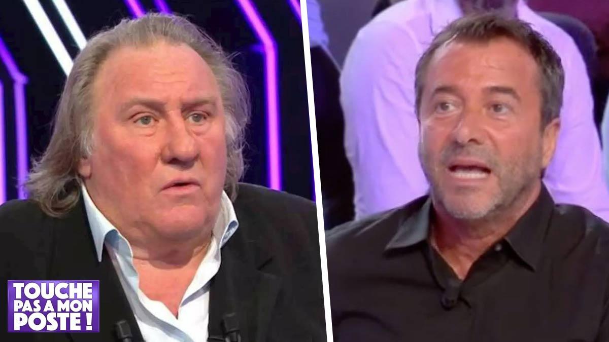 Bernard Montiel : cette attitude de Gérard Depardieu qui ne passe pas ! « Je déteste qu'on me fasse ce genre de coup ! »