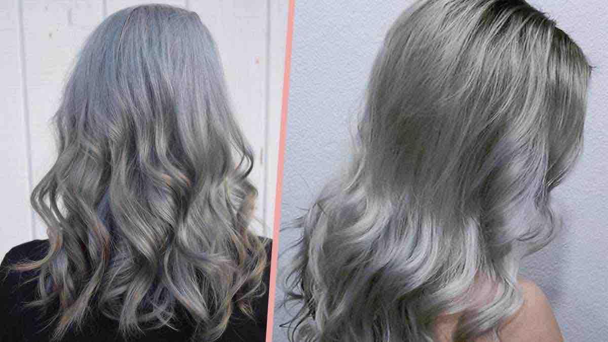 Coloration pour cheveux : le titanium hair la tendance du moment à ne pas rater !