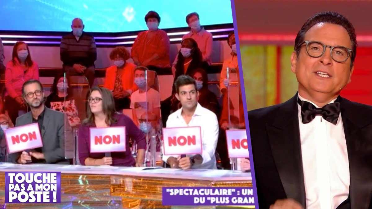 « Il était pourri » : les chroniqueurs de TPMP dézinguent violemment la prestation de Jean-Marc Généreux lors du lancement de Spectaculaire !