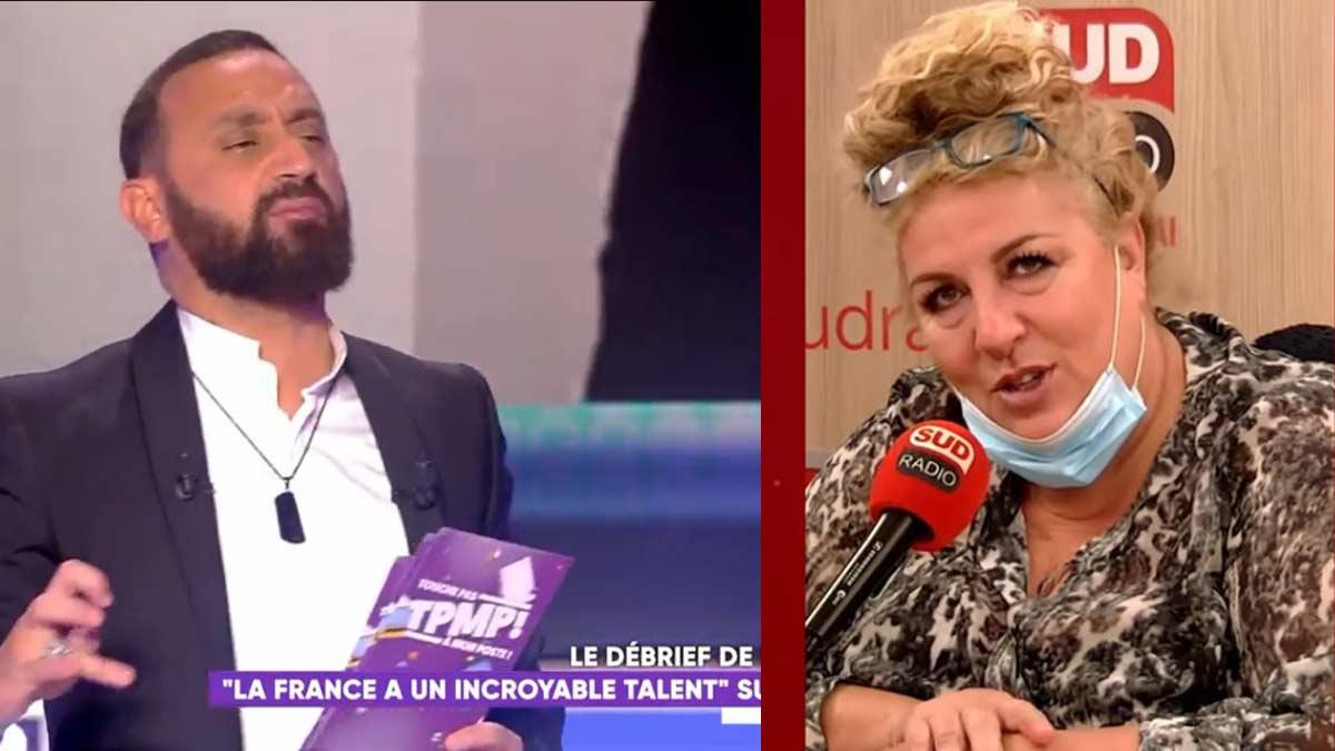 Le torchon brûle de nouveau entre Marianne James et Cyril Hanouna !