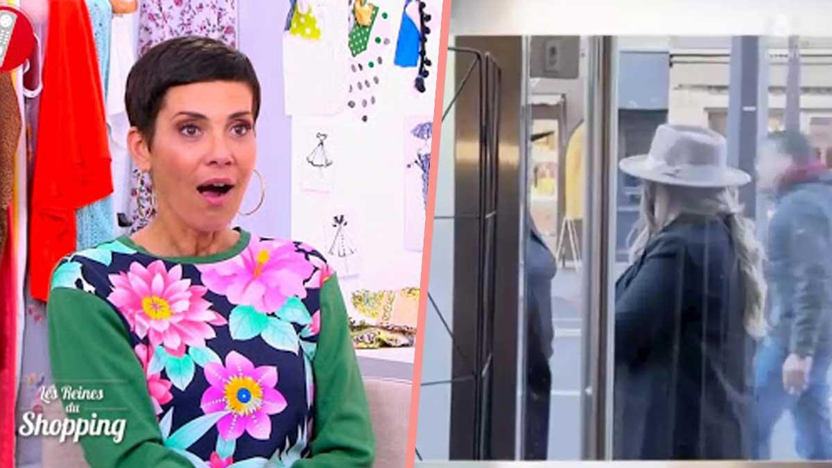 Les Reines du shopping : pris de panique une candidate s'est mise à pleurer ! Cristina Cordula forcée de la calmer !