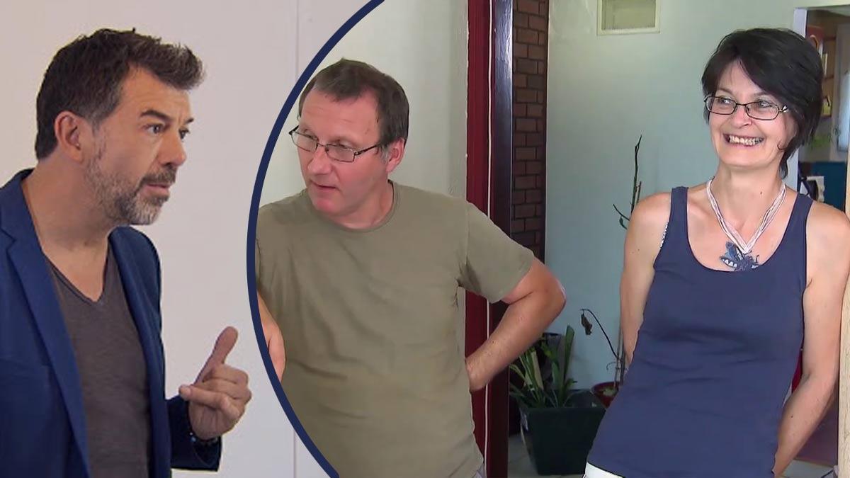"""Maison à vendre : Stéphane Plaza complètement médusé par le choix de ce couple ! """"C'est mieux pour l'intimité..."""" !"""