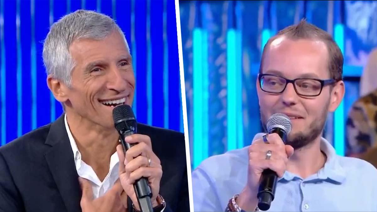 NOPLP : Nagui complètement bluffé de l'incroyable collection de ce candidat fin admirateur de Claude François !