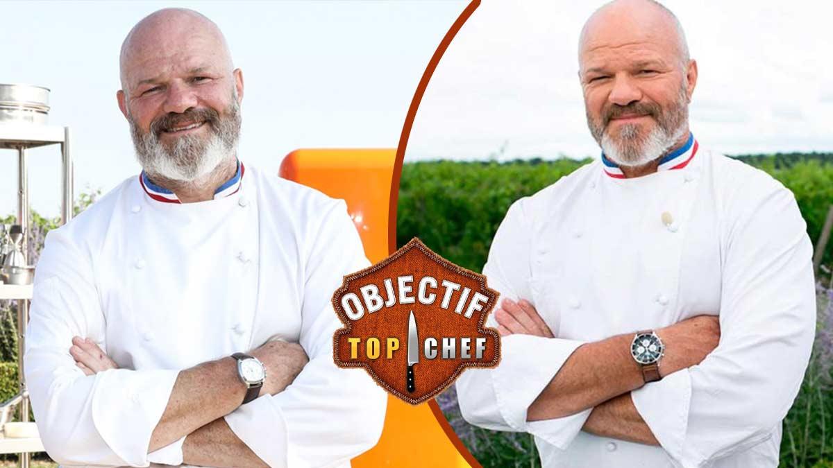 Objectif Top Chef : « J'ai besoin de manger il faut que je mange… » ! Comment Philippe Etchebest gère-t-il son poids durant le tournage ?