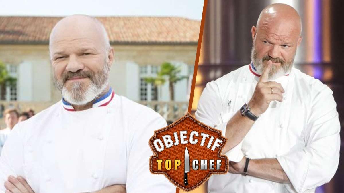 Objectif Top Chef : Philippe Etchebest rappelé à l'ordre par la production !