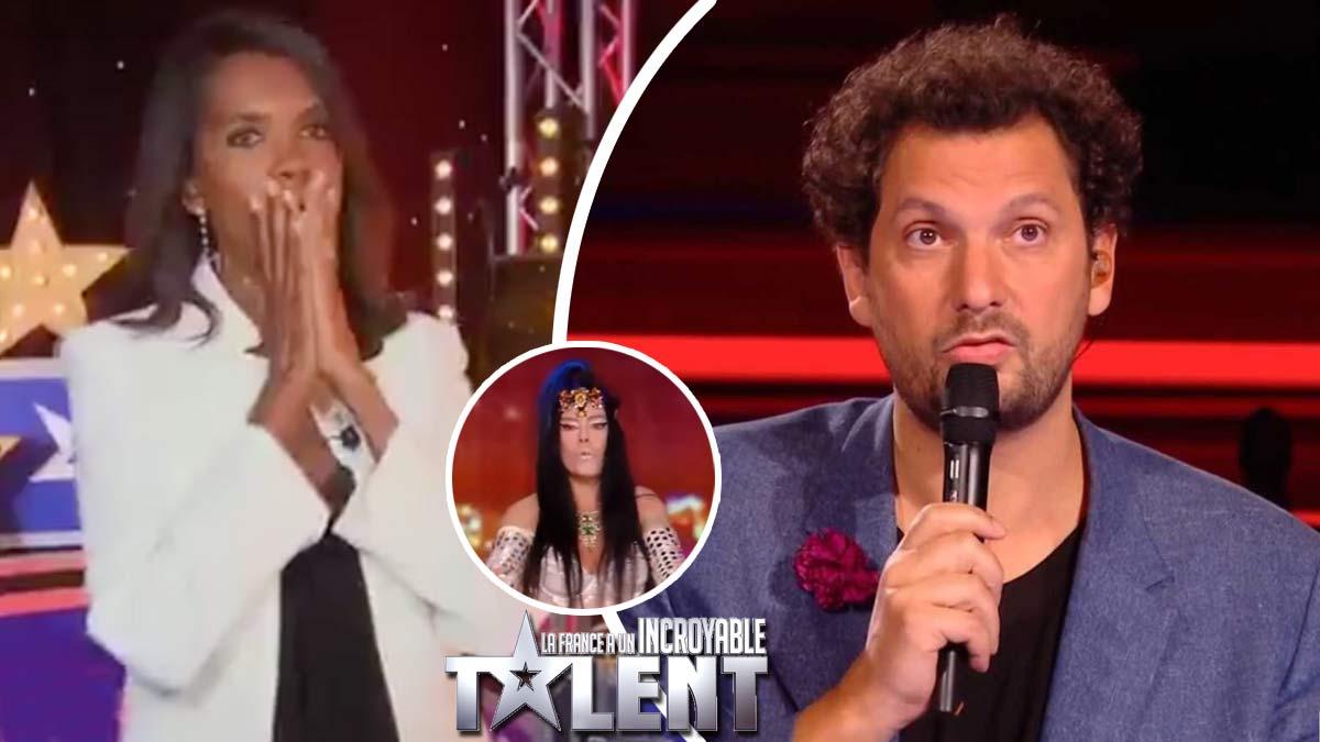 La France A Un Incroyable Talent Une Candidate Se Lache Sur Scene Eric Antoine Est Sous Le Choc Ca Je Ne Voulais Pas Le Voir Actu Fil