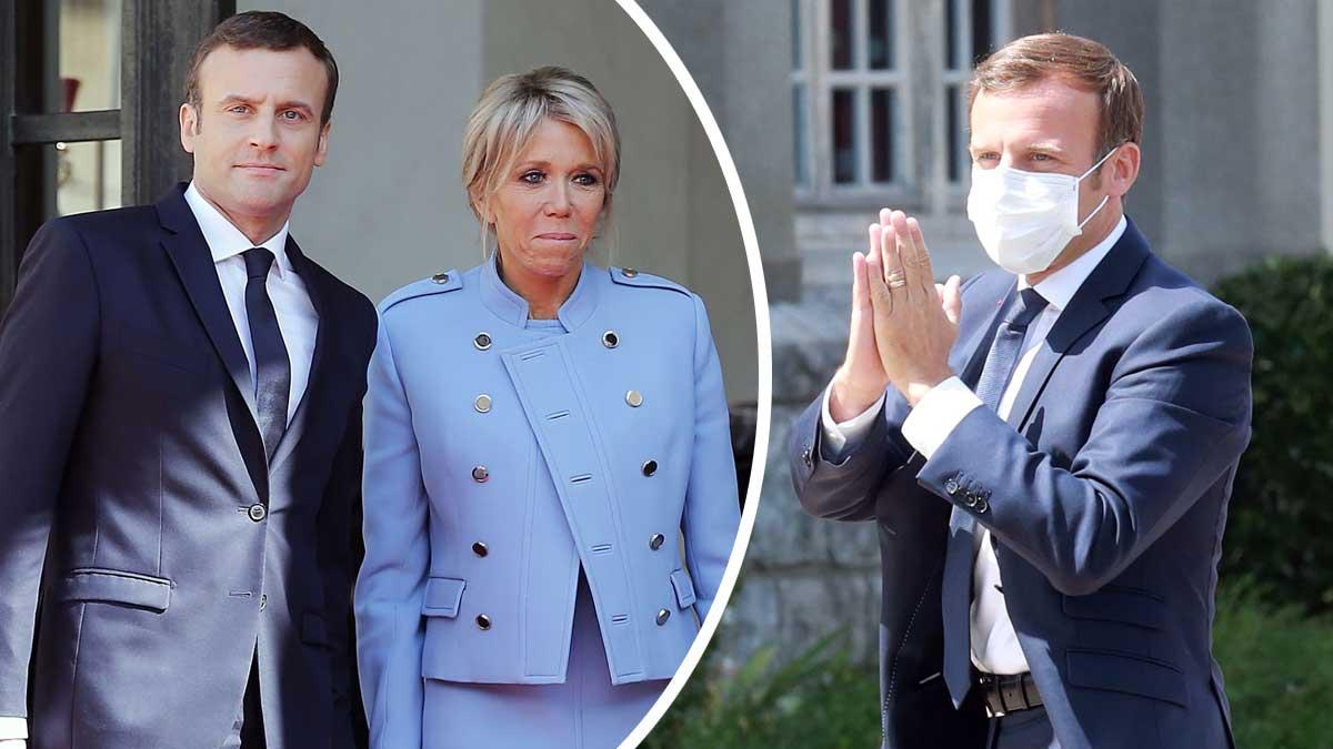 Emmanuel Macron : cette décision qu'il a dû prendre pour protéger son épouse Brigitte