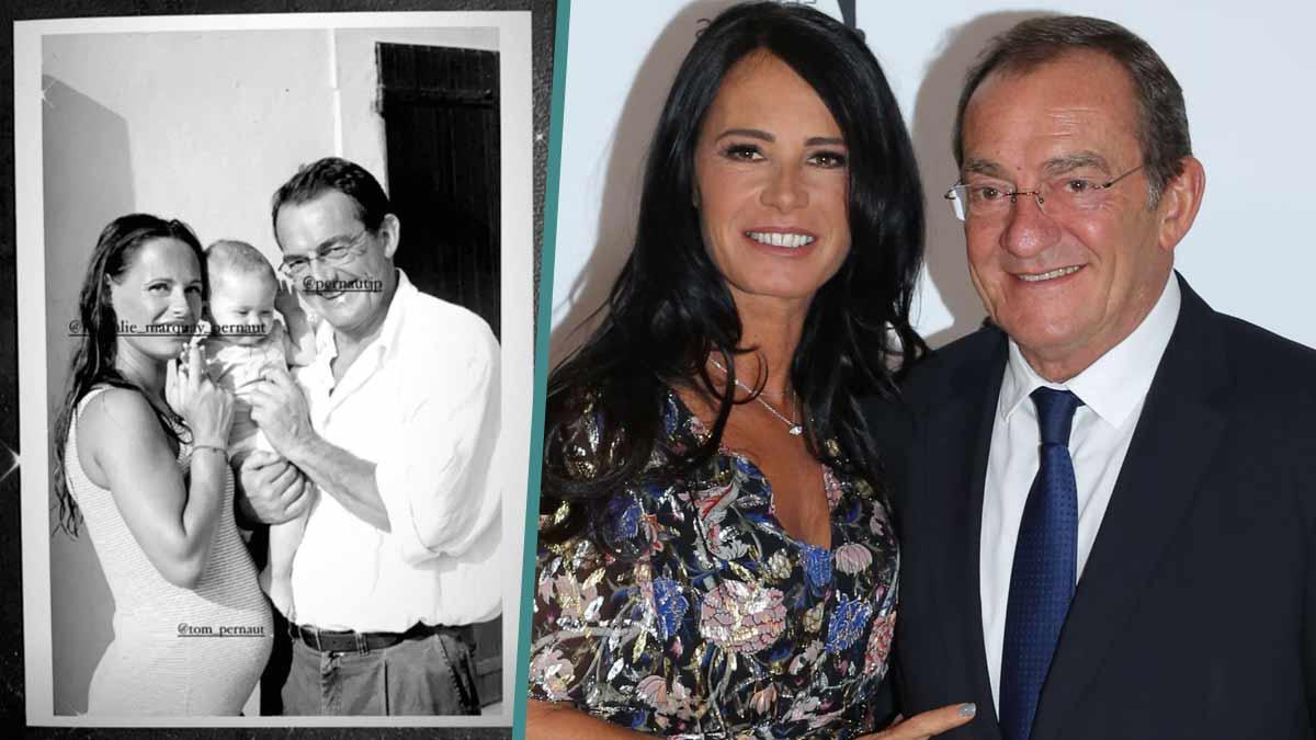 Jean-Pierre Pernaut heureux son épouse Nathalie Marquay enceinte : ce cliché très intime posté par leur fille Lou !