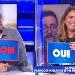 Valérie Bénaïm et Jean-Pascal Lacoste : une divergence d'opinion sur le plateau de TPMP