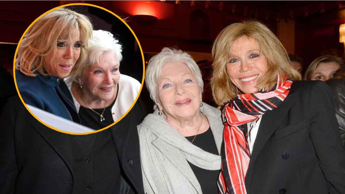 Brigitte Macron et Line Renaud : quelle est cette habitude que les deux femmes ont prises chaque semaine ?