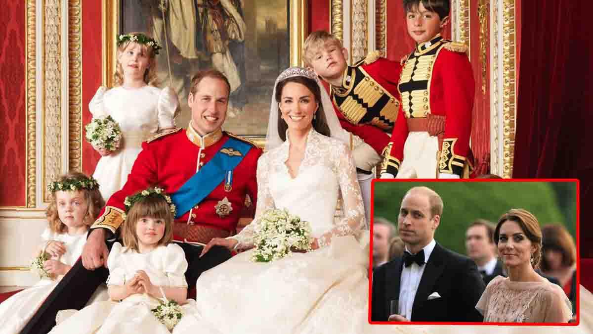Mariage princier de Kate et William : combien ils ont dépensé pour le poste fleurs pour leur mariage ?