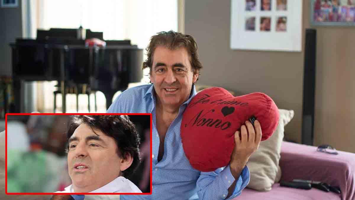 Claude Barzotti : son état de santé ne cesse de s'aggraver ! Ses fans sont dans le désarroi