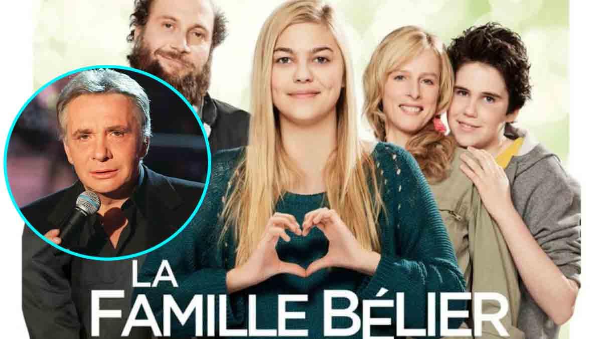 Michel Sardou : ce geste de Louane qu'il n'a pas digéré lors de la promotion du film La famille bélier !