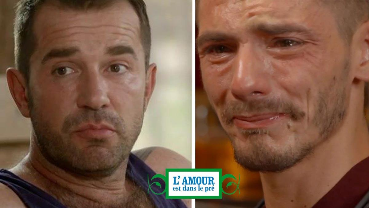 Alexandre pleure à chaudes larmes face à Mathieu : ces « grands instants d'émotions » durant le bilan de l'ADP 15 !