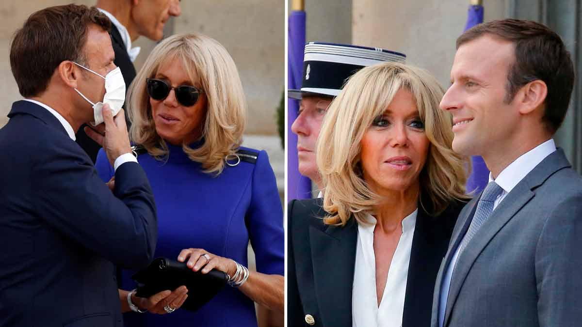 Brigitte Macron : ce gros secret d'Emmanuel Macron qu'elle a longtemps gardé dans un tiroir.