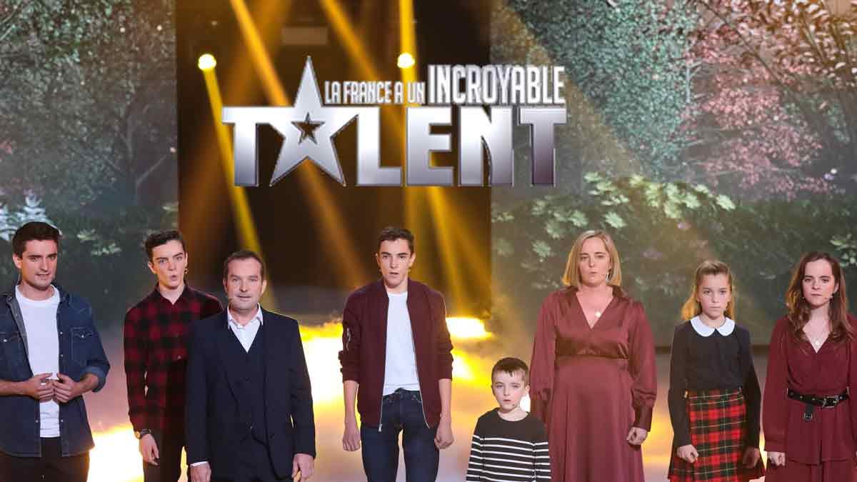 La France a un incroyable talent : la famille Lefebvre gagnant contesté le public en colère !
