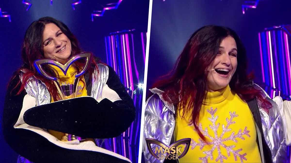 Larusso gagnante de Mask Singer 2 : les internautes ont salué la qualité des prestations de la chanteuse. Une victoire bien méritée !