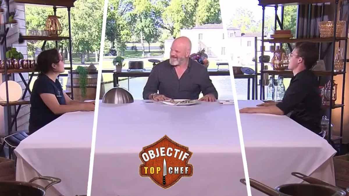 Objectif Top Chef : cette fastidieuse stratégie d'une candidate élaborée avec l'appui de son amoureux pour tromper Philippe Etchebest !