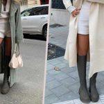 Zara : les bottes à moins de 50 euros de l'enseigne espagnole fait fureur ! A shopper absolument pour cet hiver !