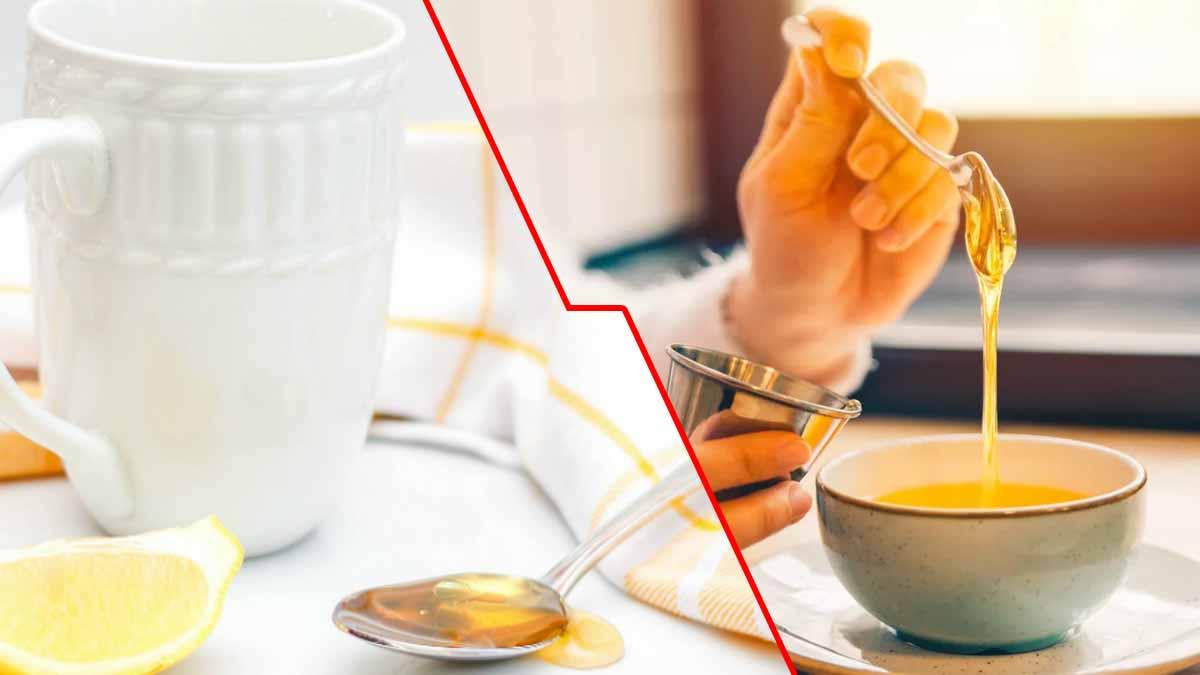 Arrêtez de mettre du miel lorsque vous prenez votre tisane ou votre thé. Découvrez pourquoi !