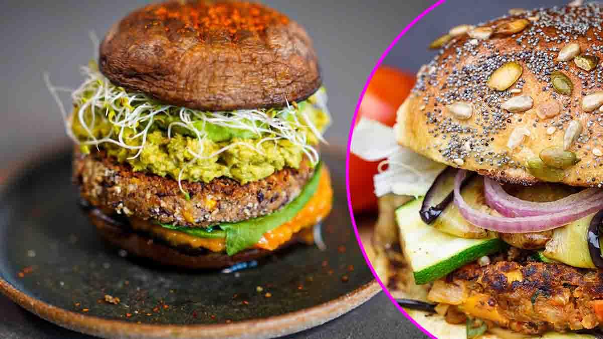 Burger végétarien : à coup sûr cette nouvelle recette vous plaira !