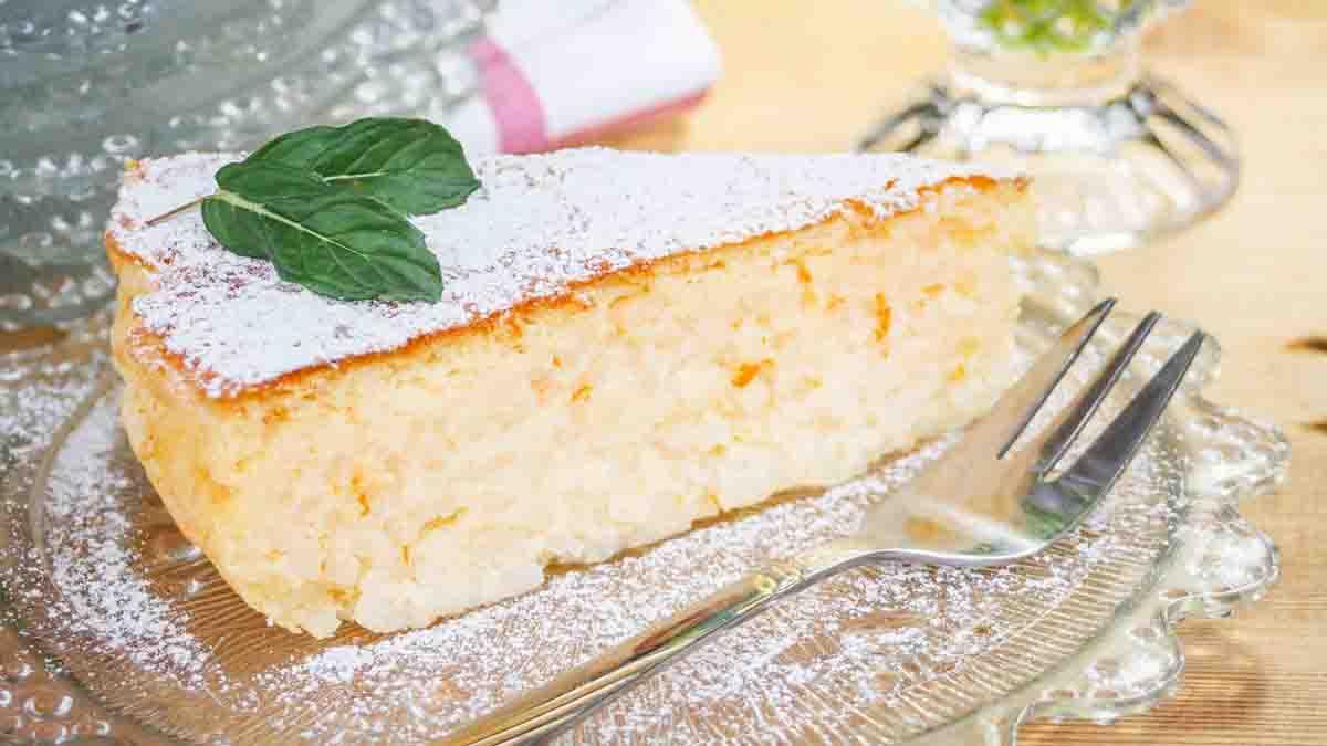 Cette recette express d'un savoureux gâteau sans beurre ni sucre ni farine fait le buzz !