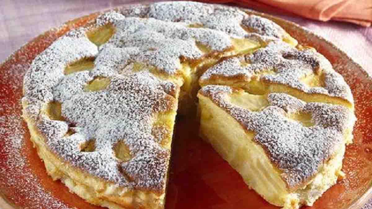 Flan aux pommes : la meilleure recette pour un gâteau moelleux !