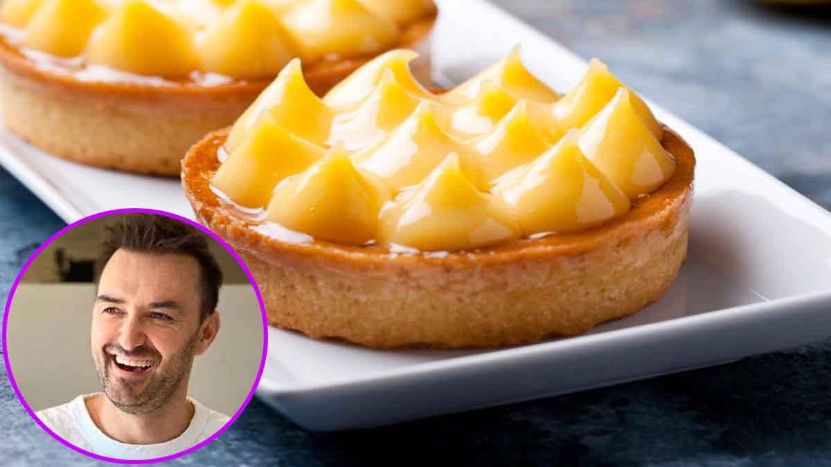 La meilleure tarte au citron que Cyril Lignac n'ait jamais conçu