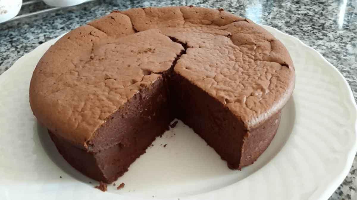 Voici les secrets du gâteau mascarpone préparé avec du chocolat